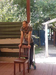 Savanoris renginių vedėjas Vitalijus Zuikauskas